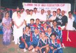 Ist Junior Federation Cup Championships