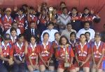 2nd  Junior Federation Cup Championships
